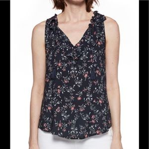 Paige brand sleeve less top